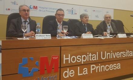 El Hospital de La Princesa cumple 60 años en la calle Diego de León