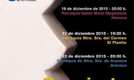 Próximos conciertos de navidad de nuestro Coro