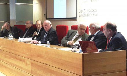 Discursos y Fotos, Ceremonia de ingreso – Asociación Española de Médicos Escritores y Artistas