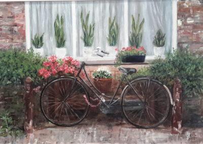 6-A Bicicleta Maria Jesús AHUPA 2016
