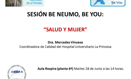 "SESIÓN ""BE NEUMO, BE YOU"" – 28 de Junio"