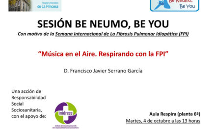 Sesión BE NEUMO, BE YOU – Música en el Aire. Respirando con la FPI