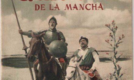 Conferencia: El Quijote y el cine – 28 Noviembre