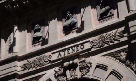 Lorenzo Fernandez FAU – en El Ateneo de Madrid – 4 de Abril
