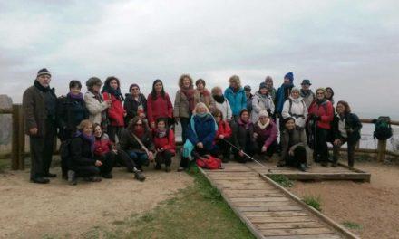 Crónica – Excursión Las Cárcavas de Burujón