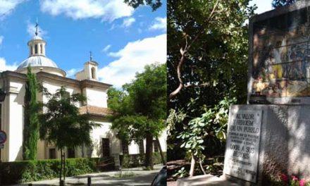 Anda Madrid – 25 Octubre 2017 – Ermita de San Antonio de la Florida – Cementerio del dos de Mayo