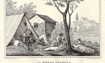Tiempo de ayer Nº 39 – Casos de fiebre amarilla en Madrid en 1878