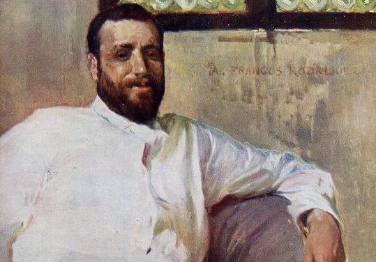Tiempo de ayer Nº 41 – José Francos Rodríguez