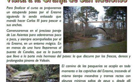 Crónica senderista junio 2018 – Las Pesquerías Reales