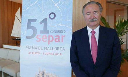 Dr. Carlos A. Jiménez-Ruiz, nuevo presidente de SEPAR