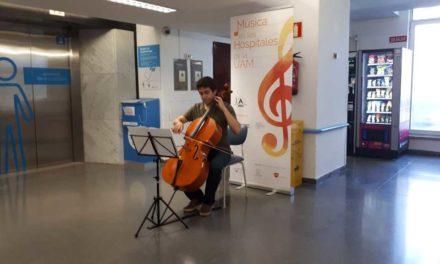 Música en los hospitales de la UAM – Hospital de La Princesa