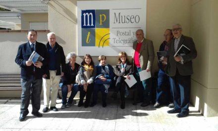 Crónica Anda Madrid – 24 Octubre 2018 – Museo postal y telegráfico