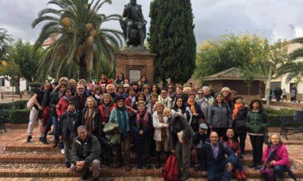 Crónica senderista octubre 2018 – El Viso del Marqués y Valdepeñas