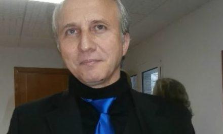 Homenaje a Camilo miembro de nuestro coro de La Princesa
