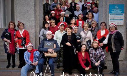El Coro canta para los pacientes – Feliz Navidad y Próspero 2019