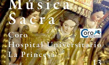 Concierto de nuestro coro – Próximo Domingo 31 de Marzo  Copy