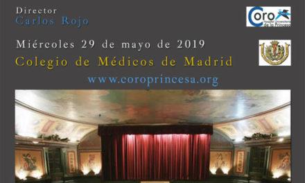 Concierto de nuestro coro – Mañana 29 de Mayo