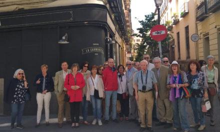 Crónica Anda Madrid – 12 Junio 2019 – Plaza del Rey