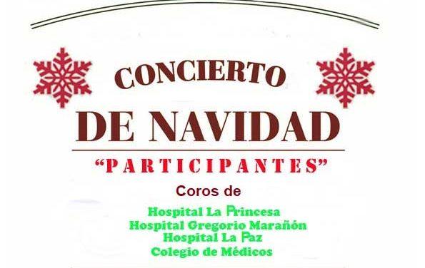 Concierto de nuestro coro – Próximo sábado 14 de Diciembre