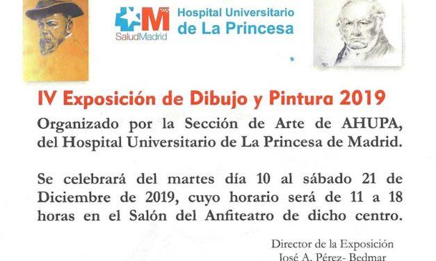 IV Exposición de Dibujo y Pintura 2019