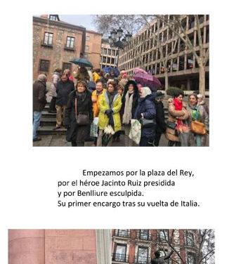 Crónica Anda Madrid – 22 Enero