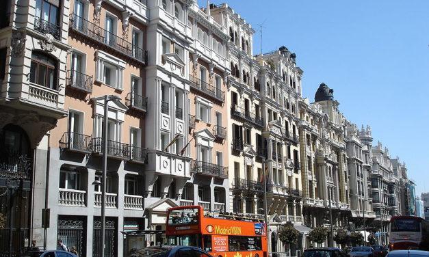 Anda Madrid – 22 Enero 2020 – La Gran Vía