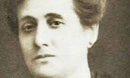 Vida y obra de la Dra. Concepción Aleixandre Ballester