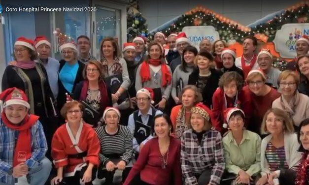 Mensaje de Navidad 2020 del Coro del Hospital de la Princesa