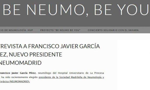 BE NEUMO BE YOU la entrevista mantenida con el Dr. Francisco Javier García Pérez