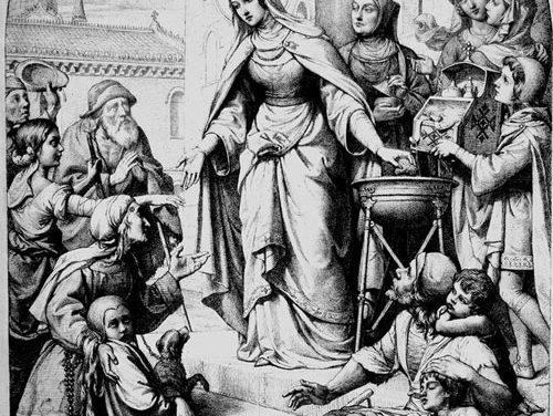 Tiempo de ayer Nº 43 – El cuadro de Santa Isabel de Hungría