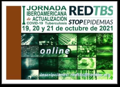 I Jornada Iberoamericana de Actualización en tuberculosis y COVID-19